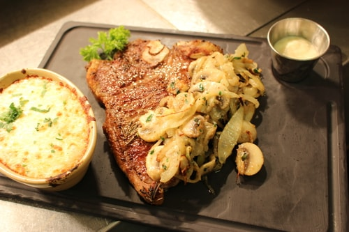 Angus T- Bone Steak