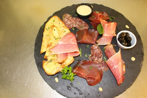 Selection of Italian Cured Meats